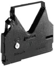 EMSTAR Farb- und Korrekturbänder für Schreibmaschinen schwarz, 187C, 03187C (Correctable) Farbband