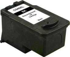 Neutrale Tintenpatrone CAPG540-XL-INK-FRC für versch. Canon-Geräte (Schwarz)