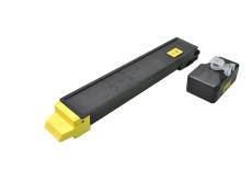 Neutrale Tonerkartusche TK895Y-PPG für versch. Kyocera-Geräte (Gelb)