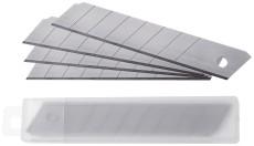 WESTCOTT Ersatzklingen - 18mm, 10er Pack Ersatzklinge silber