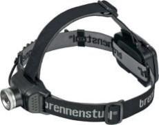 brennenstuhl® Sicherheitsleuchte Kopflampe LuxPremium Stirnleuchte 200 lm 100 m 4 Stunden