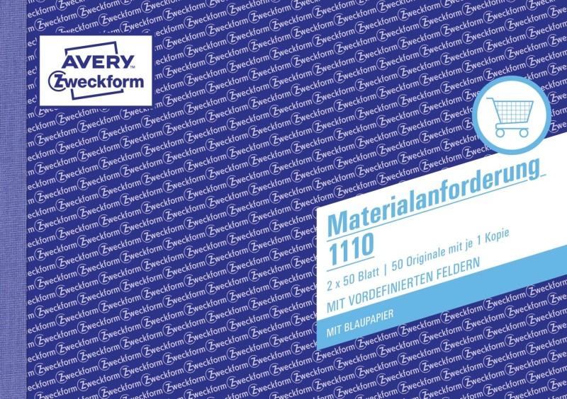 Avery Zweckform 1110 Materialanforderung Din A5 Vorgelocht 2 X