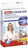 tesa® Clean Air Feinstaubfilter für Laserdrucker, Größe M Feinstaubfilter 140 x 70 mm