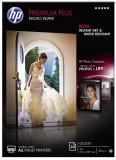 Hewlett Packard (HP) Premium Plus Fotopapier - DIN A4, hochglänzend, 300 g/qm, 20 Blatt Fotopapier