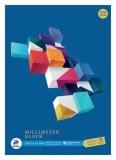 Staufen® Edition Dürer® Millimeterblock - 25 Blatt, A4, 90 g/qm Millimeterpapier A4 90 g/qm weiß