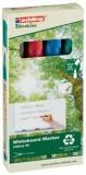 Edding 28 Boardmarker EcoLine - nachfüllbar,1,5 - 3 mm, sortiert Boardmarkeretui 1,5 - 3 mm