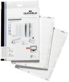 Durable BADGEMAKER®, Einsteckschilder 30x60mm, weiß Einsteckschild 60 x 30 mm weiß
