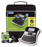 Dymo® Beschriftungsgerät LabelManager 210D Kofferset, inkl. stabilem Koffer Beschriftungsgerät