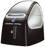 Dymo® LabelWriter 450 Tischetikettendrucker für LW Etiketten und DYMO D1 Bänder Etikettendrucker