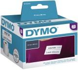 Dymo® LabelWriter Etikettenrollen - Namensschild, 41 x 89 mm, weiß Namensschilder-Etiketten