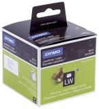 Dymo® LabelWriter Etikettenrollen - Versandetikett, 54 x 101 mm, weiß Versand-Etiketten Papier