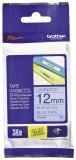 Brother TZe-531 Schriftbandkassette - laminiert, 12 mm x 8 m, schwarz auf blau Schriftband 12 mm 8 m