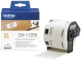 Brother DK-Einzeletiketten Papier-Etiketten 800 Adress-Etiketten 29x62 mm Thermoetiketten 29 x 62 mm