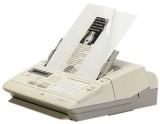 Durable Fax- und Kopierhülle - Kunststoff, transparenter Vorderdeckel, 2 Stück, weiß Faxhülle
