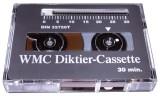 Diktierkassette 30 Min. Mini-Kassette 30 Min. Aufnahmezeit