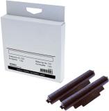 EMSTAR Farb- und Korrekturbänder für Kassen und Tischrechner schwarz, 720/2, 05720S/2 (Farbrollen (2er Pack))