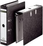 Leitz 1821 Qualitäts-Hängeordner , A4, Hartpappe, breit, schwarz Hängeordner A4 80 mm schwarz