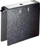 Centra Hängeordner Hartpappe - A4, 80 mm, schwarz Hängeordner A4 80 mm schwarz Hartpappe (RC)