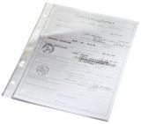 Leitz 4735 Prospekthülle Super Premium, A5, PVC, dokumentenecht, glasklar Prospekthülle A5