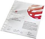 Leitz 4734 Prospekthülle Super Premium, A4, PVC, dokumentenecht, glasklar Prospekthülle A4