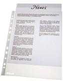 Esselte Prospekthülle Standard, A4, PP, dokumentenecht, 100 Stück, glasklar Prospekthülle A4