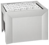 HAN Hängemappenregistratur KARAT, für 35 Hängemappen, extra stabil, lichtgrau Hängemappenbox