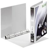Leitz 4200 Ringbuch SoftClick, A4, mit Taschen, 4 Ringe, 20 mm, weiß Präsentationsringbuch A4 4