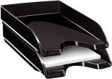 Cep Briefkorb CepPro Happy - A4/C4, schwarz Briefkorb A4/C4 schwarz 245 x 55 x 335 mm