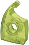 tesa Easy Cut®   ecoLogo®, 33 m x 19 mm, grün Handabroller für Rollen bis 19 mm x 33 m (B x L)