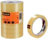 Scotch® Klebeband Transparent 508, PP, Bandgröße (L x B): 66 m x 19 mm, 8 Rollen Klebeband 76 mm