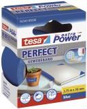 tesa® Gewebeklebeband extra Power Gewebeband, 2,75 m x 38 mm, blau Gewebeband 38 mm x 2,75 m blau
