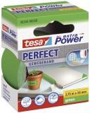 tesa® Gewebeklebeband extra Power Gewebeband, 2,75 m x 38 mm, grün Gewebeband 38 mm x 2,75 m grün