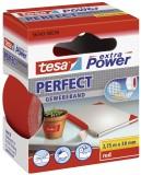 tesa® Gewebeklebeband extra Power Gewebeband, 2,75 m x 38 mm, rot Gewebeband 38 mm x 2,75 m rot