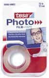 tesa® Abroller für doppelseitigen Klebefilm Photo Film, 7,5 m x 12 mm, transparent Fotoband