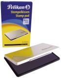 Pelikan® Stempelkissen 1, getränkt, 160 x 90 mm, schwarz Stempelkissen schwarz Größe 1 160 mm