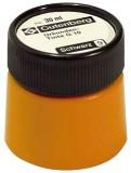 Gutenberg Urkundentinte - 30 ml, schwarz Tinte schwarz 30 ml Glasflacon