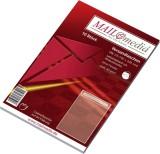 MAILmedia® Versandtaschen C5 (162x229 mm) ohne Fenster, haftklebend, 90 g/qm, weiß, 10 Stück C5