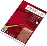 MAILmedia® Versandtaschen C5 (162x229 mm) mit Fenster, haftklebend, 90 g/qm, weiß, 10 Stück C5