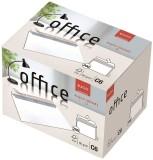 Elco Briefumschlag Office in Shop Box - C6, hochweiß, haftklebend, ohne Fenster, 80 g/qm, 200 Stück