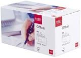 Elco Briefumschlag Office in Shop Box - C5/6 DL, hochweiß, haftklebend, mit Fenster, 80 g/qm, 200 Stück
