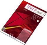 MAILmedia® Versandtaschen B4, ohne Fenster, haftklebend, 120 g/qm, weiß, 10 Stück B4 weiß