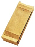 MAILmedia® Musterbeutel 120x305x50 mm, 120 g/qm, braun, 250 Stück 120 x 305 x 50 mm braun 120 g/qm