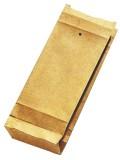 MAILmedia® Musterbeutel 140x345x50 mm, 120 g/qm, braun, 250 Stück 140 x 345 x 50 mm braun 120 g/qm