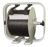 Wihedü Abrollgerät FG 70 für Umreifungsband Abrollgerät für Kleinrollen Umreifungsband 62 mm