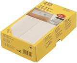Avery Zweckform® 3441 Frankier-Etiketten - doppelt, 128 x 38 mm, 500 Stück Frankieretiketten weiß