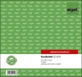 SIGEL Kurzbriefe CFB - 2/3 A4, SD, 50 Blatt Kurzbrief 2/3 A4 SD = selbstdurchschreibend 50 Blatt