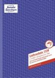 Avery Zweckform® 1724 Lieferschein, DIN A4, selbstdurchschreibend, 2 x 40 Blatt, weiß, gelb DIN A4