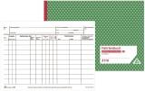 RNK Verlag Fahrtenbuch für Lkw - SD, 2 x 25 Blatt, DIN A5 quer Fahrtenbuch DIN A5 quer 2 x 25 Blatt
