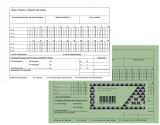 RNK Verlag Kontrollbuch mit 30 Tageskontrollblättern, 32 Blatt, DIN A5 quer, Nummerierung A5 quer