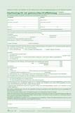 RNK Verlag Kaufverträge für ein gebrauchtes Kfz - SD, 1x4 Blatt, DIN A4, Verkaufsplakat A4 6 Blatt